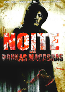 Filme Poster Noite das Bruxas Macabras WEB-DL XviD & RMVB Dublado