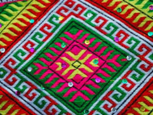 hh 001 Ý nghĩa chiếc khăn Piêu của bà con dân tộc Thái