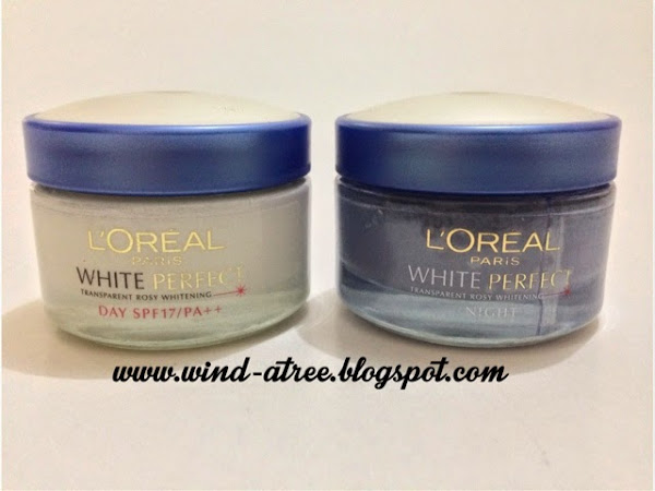 [Review] L'Oreal White Perfect Series