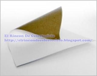 Cartón cartulina