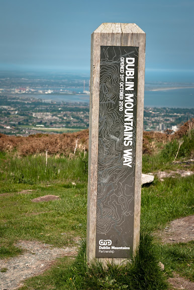 Dublin Mountains..