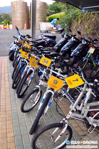 墾丁福華渡假飯店 自行車租賃服務
