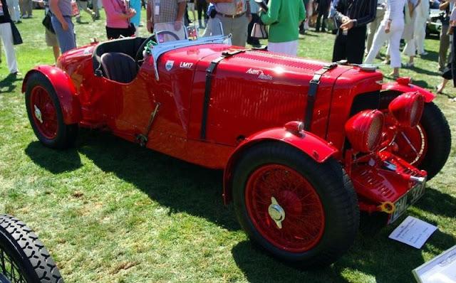 Aston Martin LM17, 1934 г.