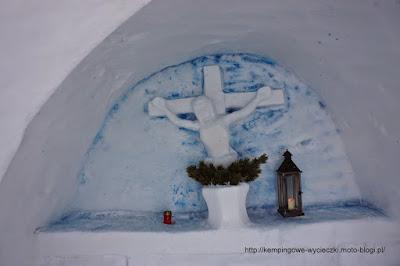 ice chapel Ski Amade