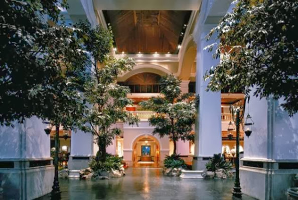 Grand Hyatt Erawan Bangkok Hotel