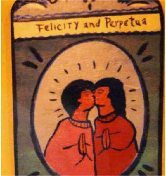 perpetua and felicity summary