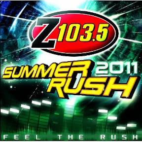 16dbbd Download   Z103.5 Summer Rush (2011)