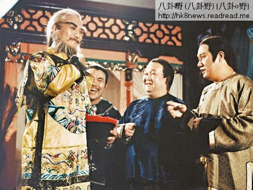 王俊棠演《鹿鼎記》鰲拜一角,被對白考起。