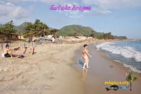 Playa Malibu Ar102 estado Aragua, sector Ocumare de la Costa.
