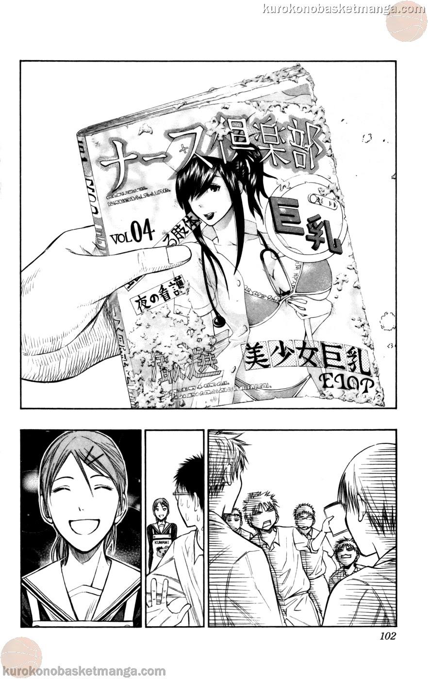 Kuroko no Basket Manga Chapter 94 - Image 18