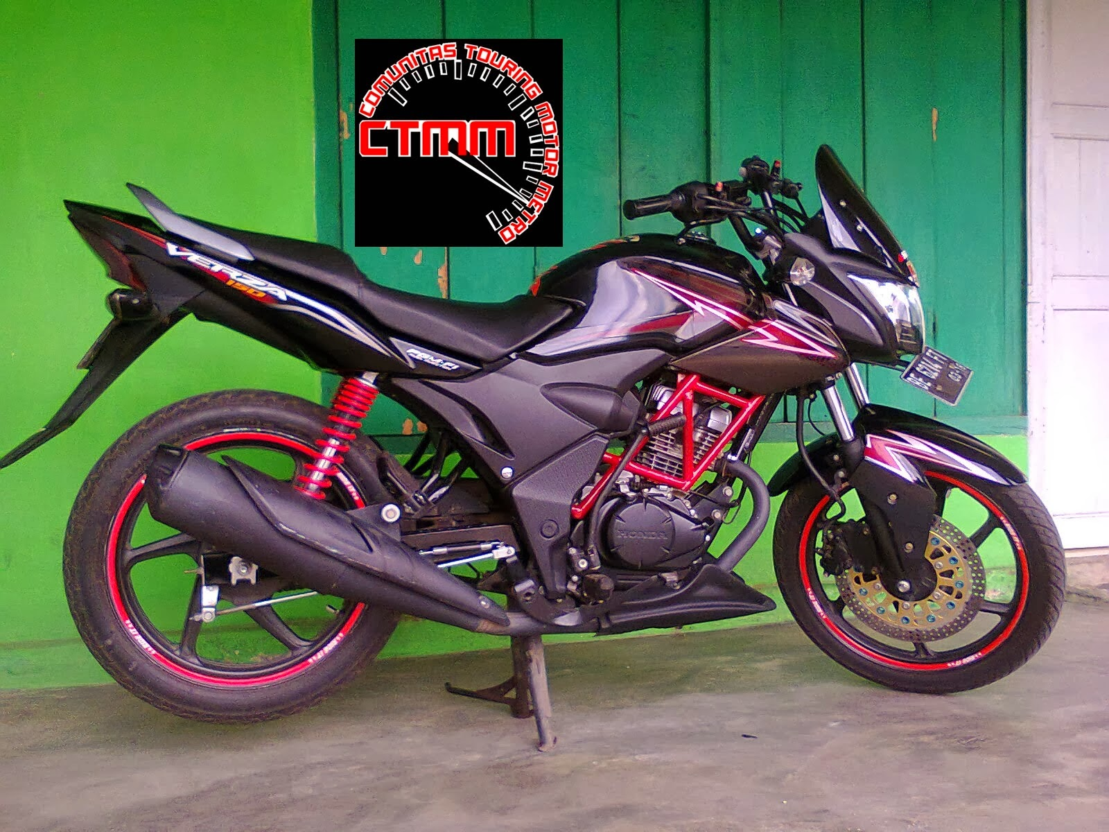 Cb150r Modifikasi Drag