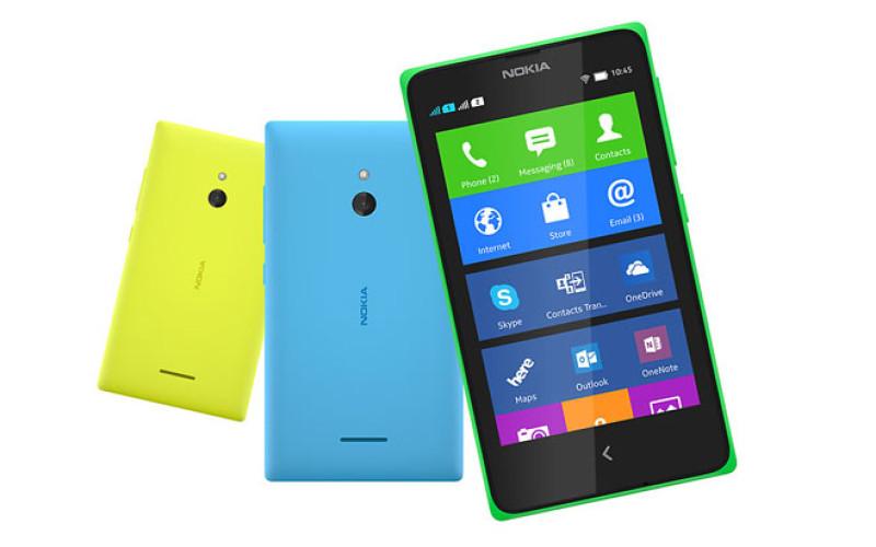 Hướng dẫn Hard Reset Nokia XL