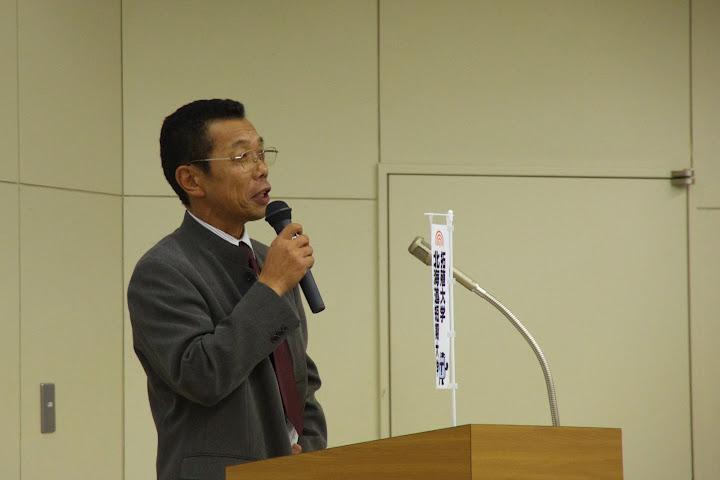 石田清美氏 (株)輝楽里(きらり)代表取締役(江別市)