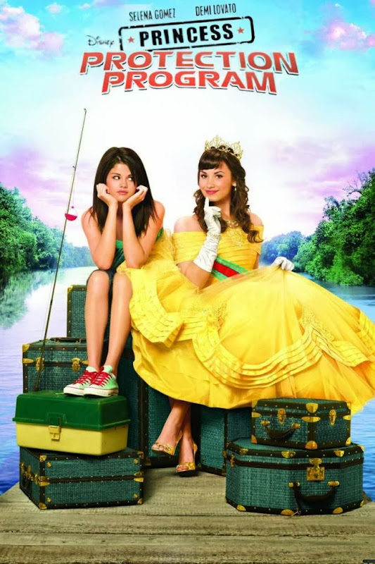 Poster Of Princess Protection Program (2009) Full Movie Hindi Dubbed Free Download Watch Online At Alldownloads4u.Com