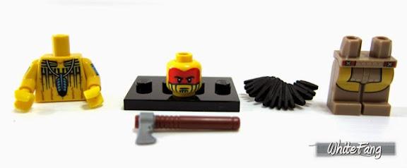 LEGO Minifigures Series 10 Warrior Woman