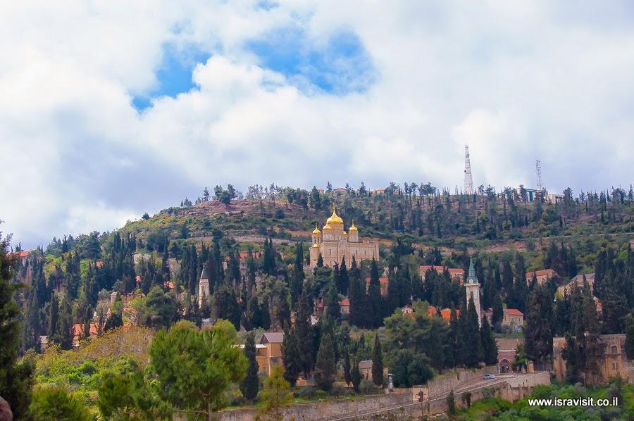 Монастыри Эйн Карем. Экскурсия в Иудейские горы в Эйн Карем.