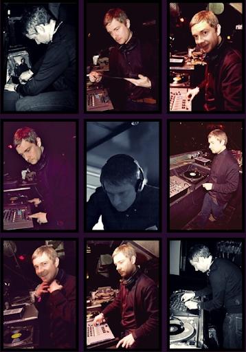 DJ Martin Freeman