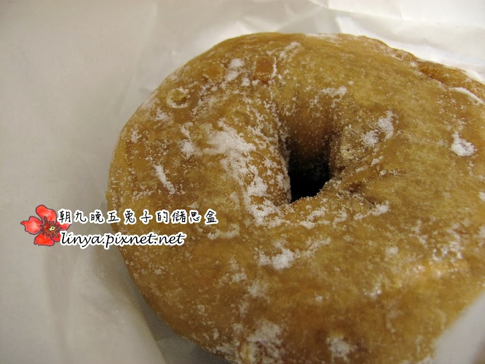 【台中】Haritts 甜甜圈。好威的甜甜圈,除了東京,就這裡吃的到!!