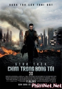 Phim Chìm Trong Bóng Tối Cam Nosub - Star Trek Into Darkness Cam Nosub