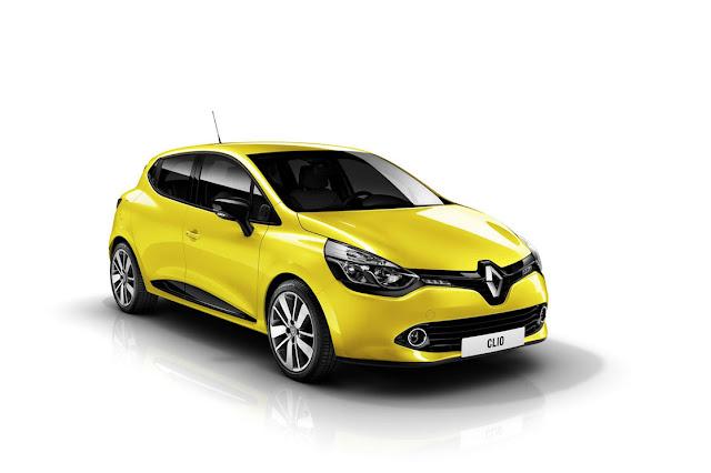 2013 Renault Clio 4