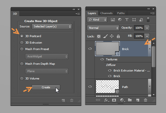 Photoshop - เทคนิคการสร้างตัวอักษร 3D Glowing แบบเนียนๆ ด้วย Photoshop 3dglow25