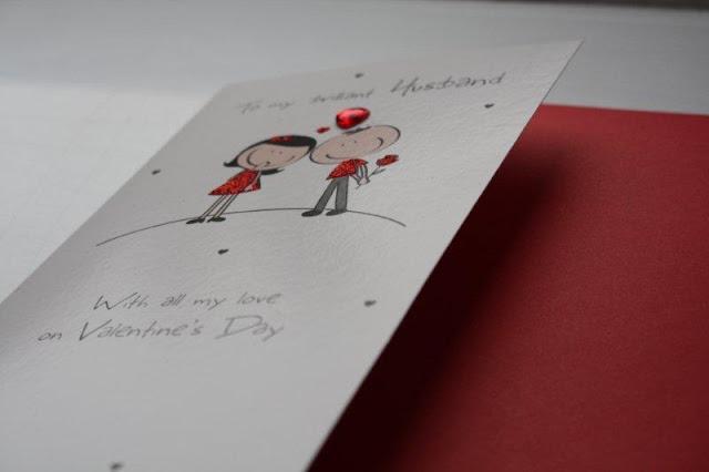 Tarjeta postal San Valentin