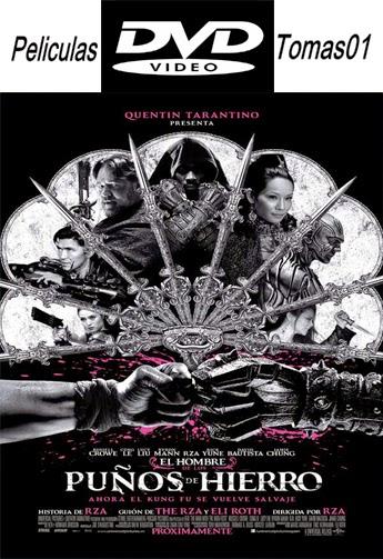 El hombre de los puños de hierro 1 (2012) DVDRip