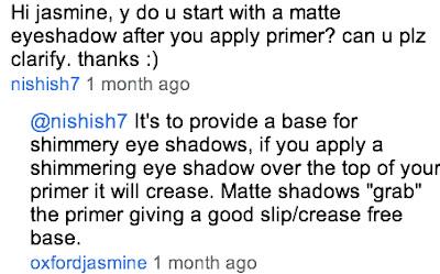 OxfordJamine's useful comment