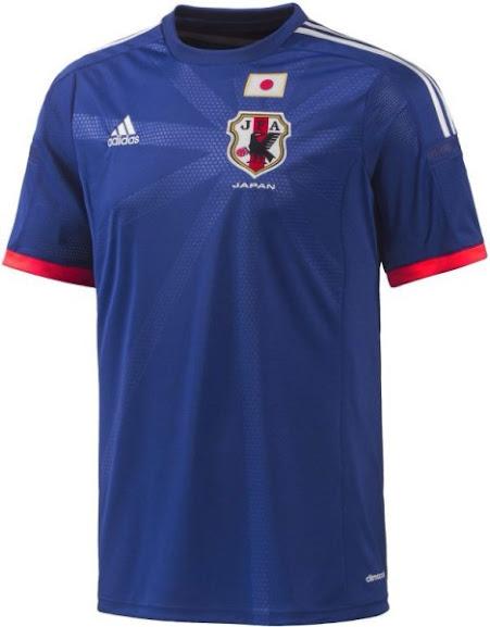 Jual Jersey Timnas Jepang Piala Dunia 2014