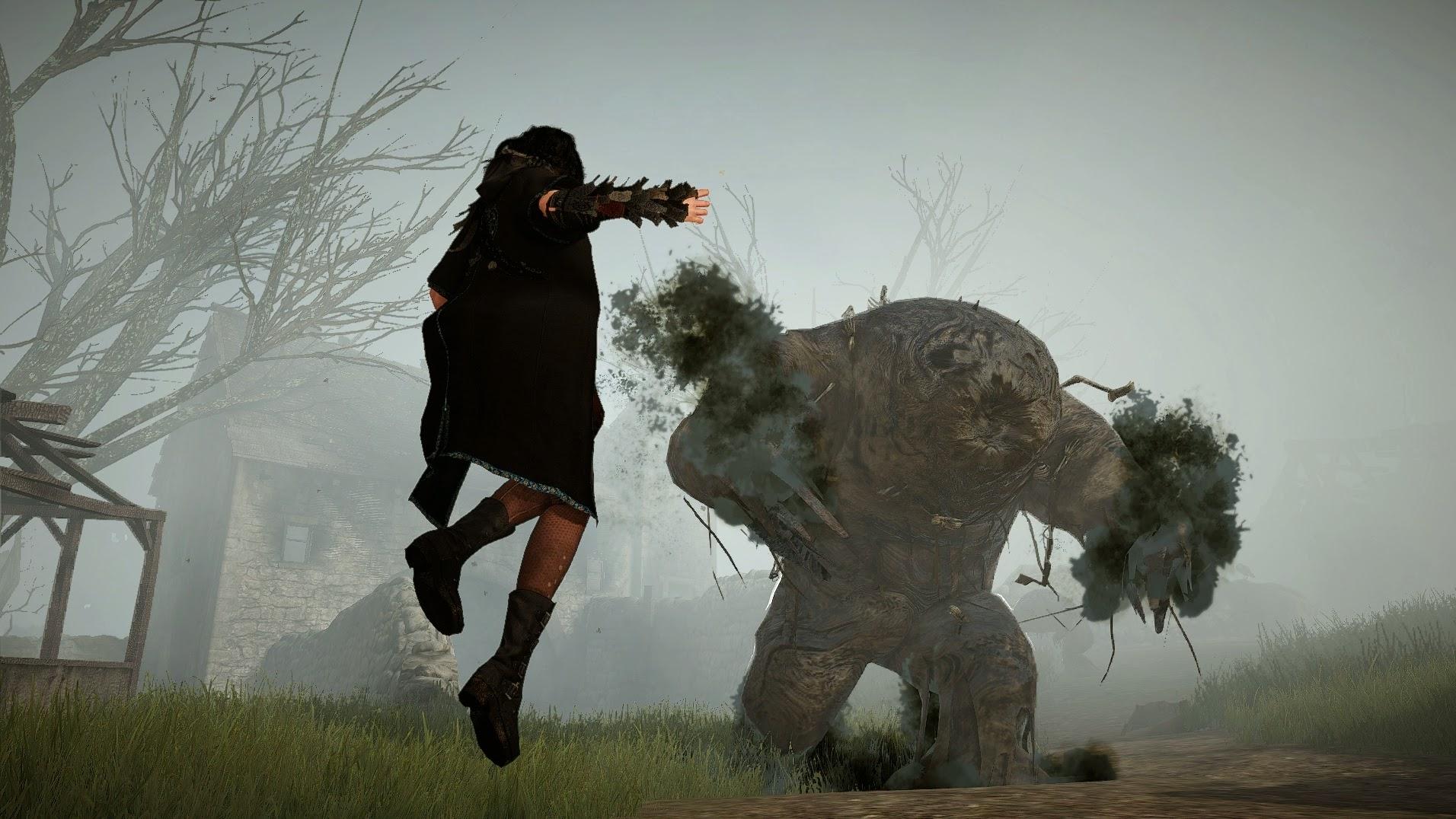 Black Desert khoe loạt ảnh trong game cực chất 9