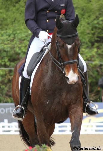 Aachen 2013: Hans-Peter Minderhoud gewinnt Grand Prix Kür