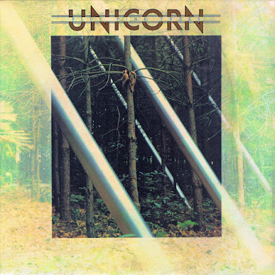 Unicorn ~ 1974 ~ Blue Pine Trees