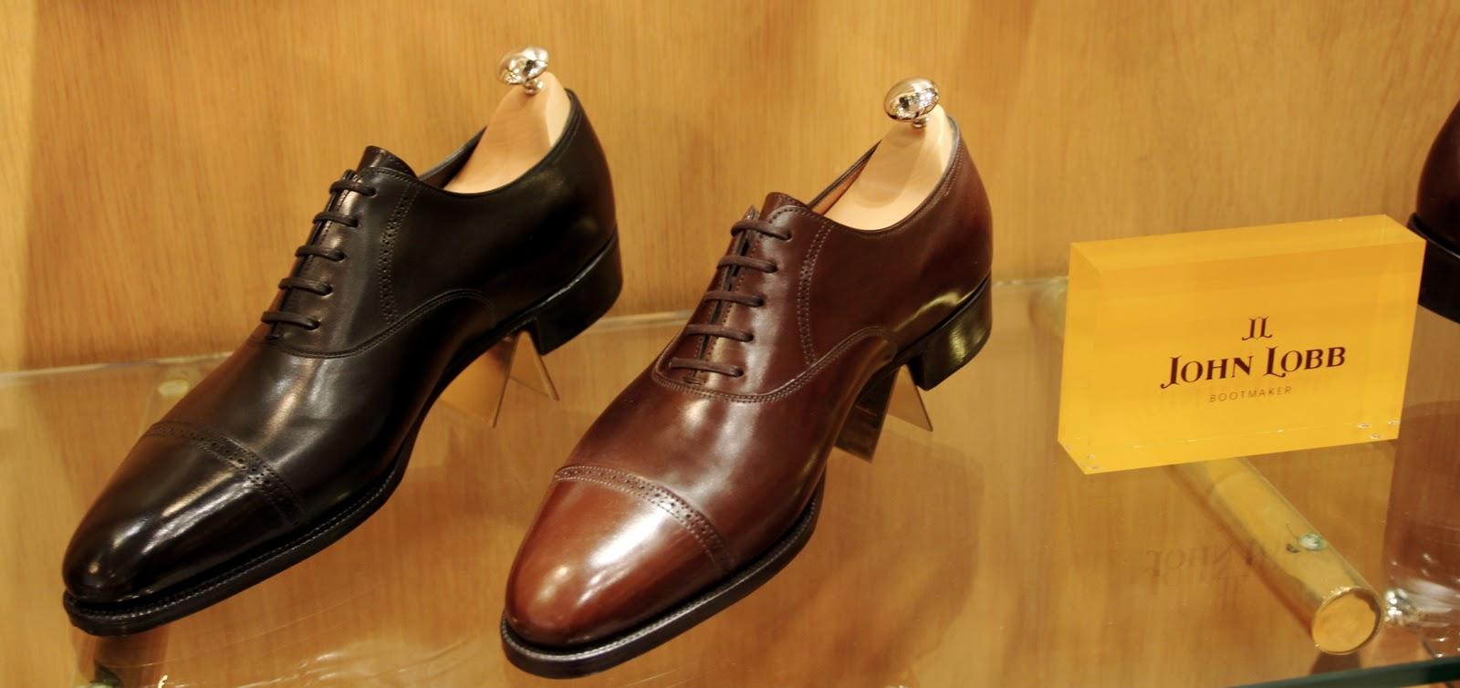 "John Lobb Shoes >> LYRA MAG.: JOHN LOBB's COLLABORATION WITH SWIMS ""BALMORAL"" GALOSHES"