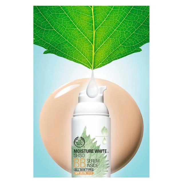 The Body Shop Supple Whitening BB Cream