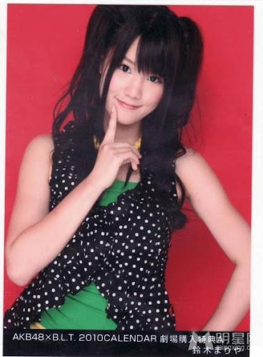 SNH48 鈴木瑪莉亞4