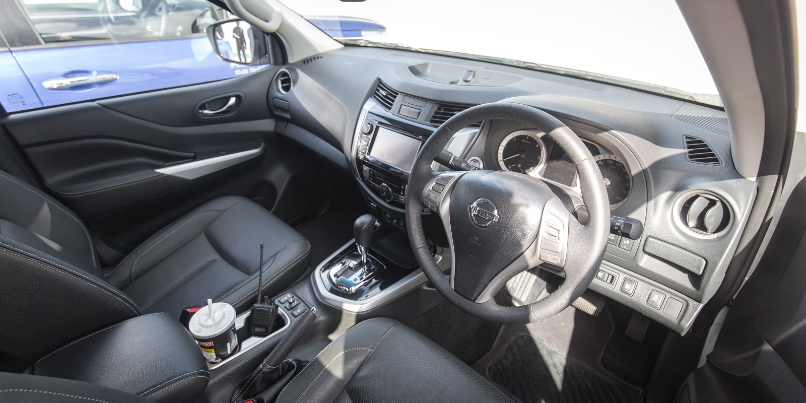 Ngồi trong khoang lái thế này đảm bảo bạn sẽ có trải nghiệm lái sướng nhất có thể