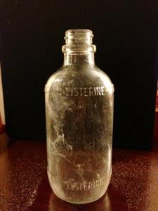 LISTERINE bottles