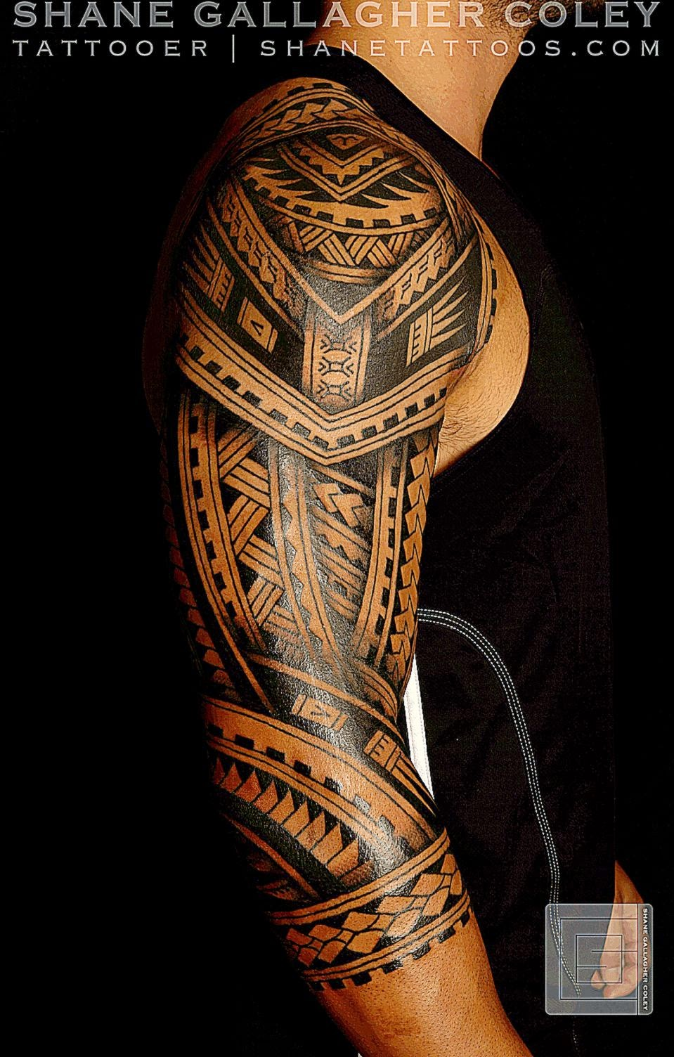 polynesian tattoo free tattoo pictures. Black Bedroom Furniture Sets. Home Design Ideas