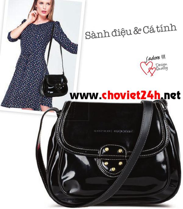 Thời trang túi xách nữ Sophie Ableiges - PLBK27