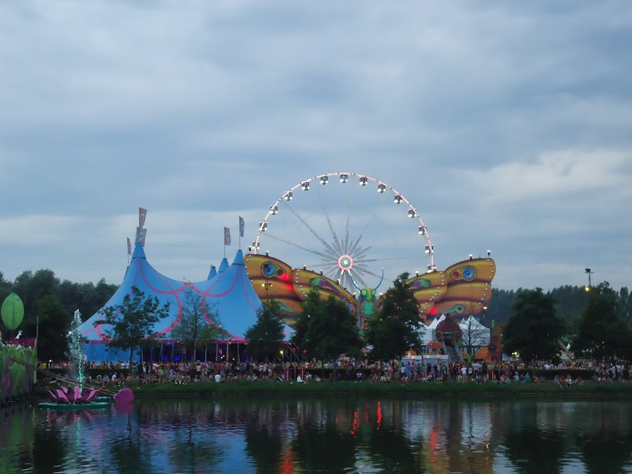 tomorrowland festical 2013