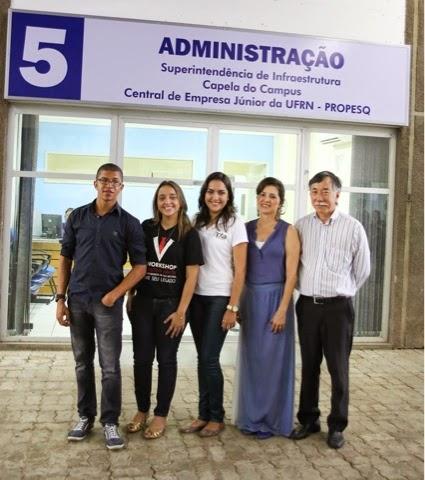 UFRN estimula estudantes na criação de empresas juniores