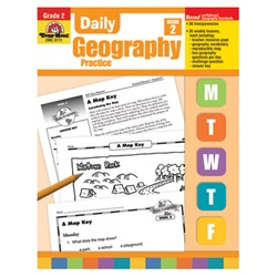 Daily Geography Grade 2