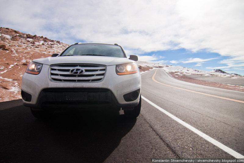 Hyundai Santa Fe 2010 Хэндэ Хуньдай Хюндай Санта Фе 2010