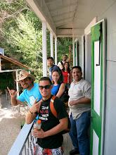 Ducumentacion de visita de estudiantes de la UPR a La Hacienda Buena Vista.