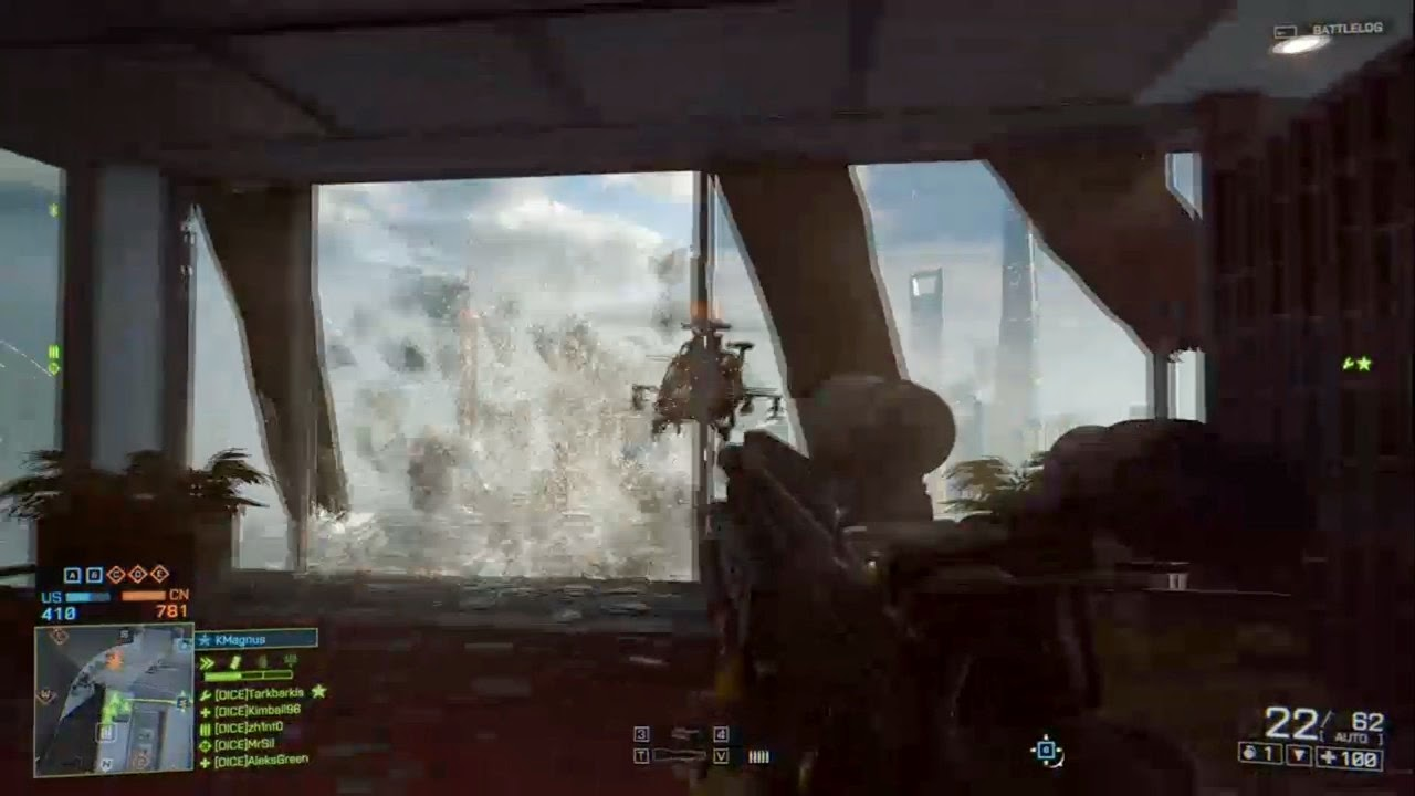 Một số hình ảnh về chế độ Multiplayer của Battlefield 4 - Ảnh 51
