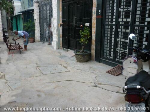 Bán nhà Nguyễn Đình Chiểu , Quận Phú Nhuận giá 2, 99 tỷ - NT114