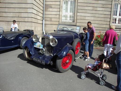 La Coupe Florio 2011 - Promenade & Exposition. DSC03273