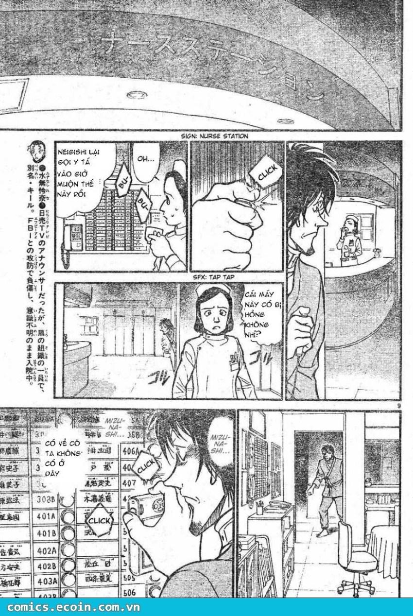 Detective Conan Chap 598 - Truyen.Chap.VN