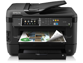Epson WorkForce WF-7620 driver download for mac os windows linux