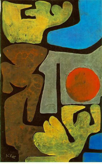 Paul Klee - Park of Idols